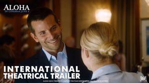 New International Trailer for 'Aloha'