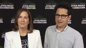 Kathleen Kennedy and J.J. Abrams Talk About Their Star Wars