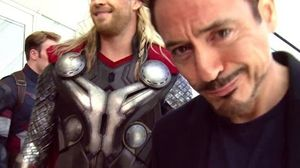 Fun on the Set of 'Avengers: Age of Ultron' in New Featurett