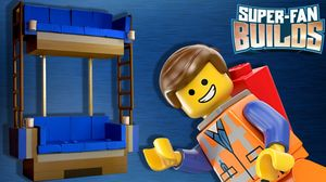Watch the Double Decker Couch from 'The LEGO Movie' Come to