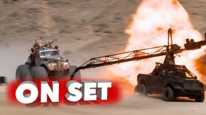 Behind-the-Scenes of 'Mad Max: Fury Road'