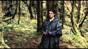 Rachel Weisz and Colin Farrell developed a special code in T