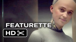 Watch how Eva was created in this Ex Machina featurette