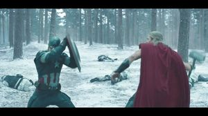 Relive the Avengers: Age Of Ultron opening scene
