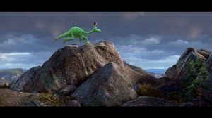 First Look Teaser Trailer for Pixar's 'The Good Dinosaur'