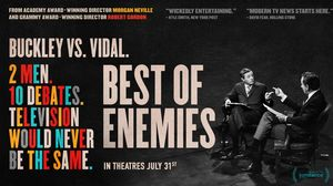 Two Men and A Lot of Arguing in First 'Best of Enemies' Trai