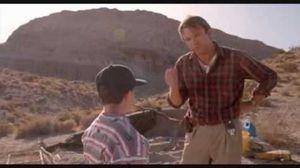 Sam Neil Teaches Annoying Kid Respect in 'Jurassic Park'