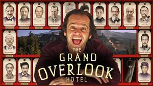 Incredible Mash-Up of 'The Shining' and 'The Grand Budapest