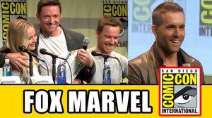 Watch the Full Fox Marvel Comic-Con Panel on 'Deadpool', 'X-