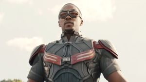 Falcon shows up in new Ant-Man spot