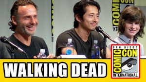 Watch the Full Comic-Con Panel for 'The Walking Dead'