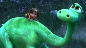 A Human and a Dinos Friendship Explored in Pixar's 'The Good