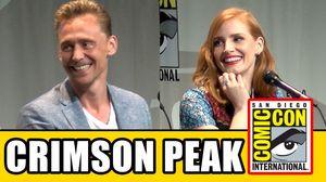 Watch Guillermo del Toro, Tom Hiddleston, Jessica Chastain a