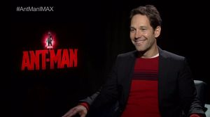 New IMAX Featurette Asks Paul Rudd What He Would Do If He We