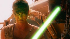 Check out this cool Mad Max / Star Wars mashup 'Road Wars: T
