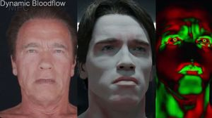 Explore How Visual Effects Artists Created a Digital Arnold