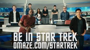Win a Walk-On Role in 'Star Trek Beyond' ...for Charity