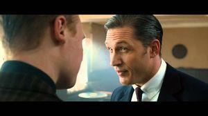New Spot for Tom Hardy's 'Legend' in UK Cinemas September 9