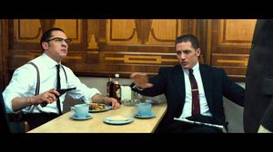 Tom Hardy rules 1960's London (twice) in new 'Legend' traile