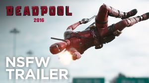 It's finally here! The Deadpool Red Band Trailer