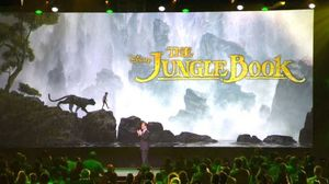 Disney's D23 'The Jungle Book' Presentation with Jon Favreau