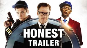 'Kingsman: The Secret Service' Honest Trailer