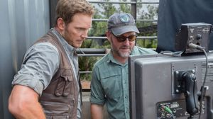 Watch how Colin Trevorrow and Steven Spielberg cast Chris Pr