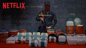 Watch stylish intro for Netflix' Narcos. Now Streaming