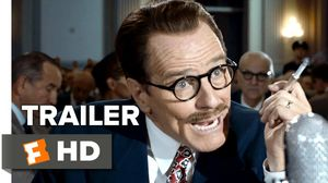Bryan Cranston is Hollywood screenwriter Dalton Trumbo in fi