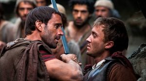 Joseph Fiennes as nonbeliever in time of Christ's resurrecti