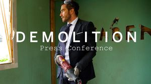 Watch the full TIFF Press Conference for 'Demolition' with J