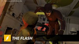 Watch new 'The Flash' Visual Effects featurette with Atom Sm