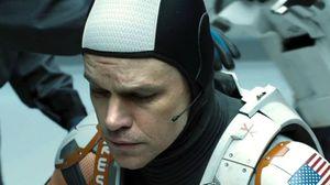 Matt Damon goes Viral in new Viral 'The Martian' Viral