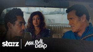 Meet the cast of 'Ash vs Evil Dead' in new featurette