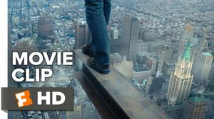 Joseph Gordon-Levitt looks down from the tower in new clip f
