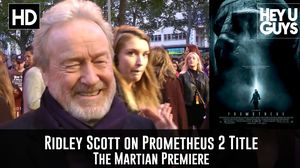 Ridley Scott on Why Prometheus 2 Has Been Renamed 'Alien: Pa