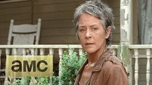 Then and Now with Melissa McBride on Carol