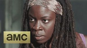 Then and Now with Danai Gurira on Michonne