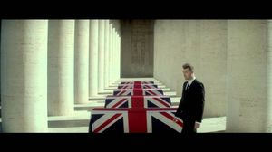Sam Smith's 'Writing's on the Wall' Music Video