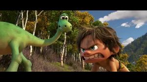 The Good Dinosaur Gets a New UK Trailer