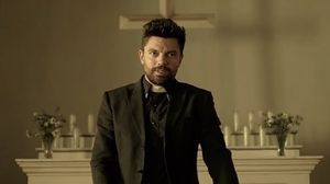 Teaser trailer for AMC's Preacher, ahead of the full length