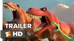 The Good Dinosaur Trailer 2 Anna Paquin, Raymond Ochoa Anima