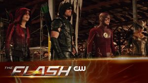 The Flash The Flash & Arrow Extended Crossover Trailer