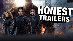 Brutal honest trailer released for Fantastic Four