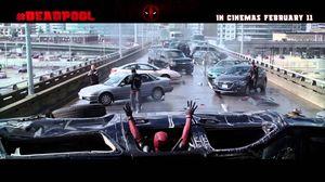 The First Deadpool TV Spot Hits
