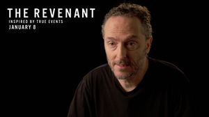 The star of the show - The Revenant featurette focuses on Di