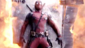 Latest TV Spot for Deadpool is Fiery