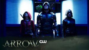 Arrow - Target Trailer - The CW