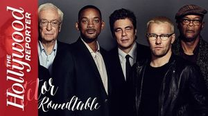 Actors Roundtable Including Samuel L. Jackson, Will Smith, M