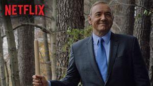 House Of Cards Season 4 Netflix